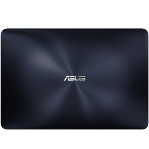 华硕 顽石四代旗舰版 15.6英寸笔记本电脑(i7-6500U 4G 1TB+128GB SSD GT940M 2G独显 深蓝 LED)笔记本产品图片4