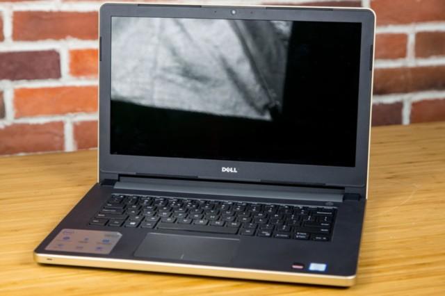 戴尔Vostro 5459D 1748G 14英寸商务笔记本电脑 i7 6500U 1T 930M 4G独显 蓝牙 Win10 金色实拍图片53