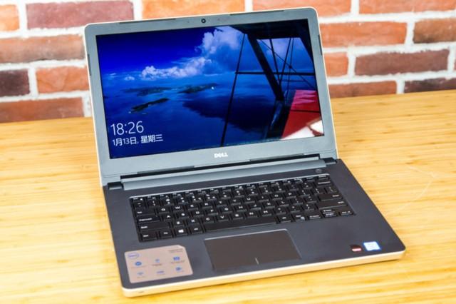 戴尔Vostro 5459D 1748G 14英寸商务笔记本电脑 i7 6500U 1T 930M 4G独显 蓝牙 Win10 金色实拍图片70