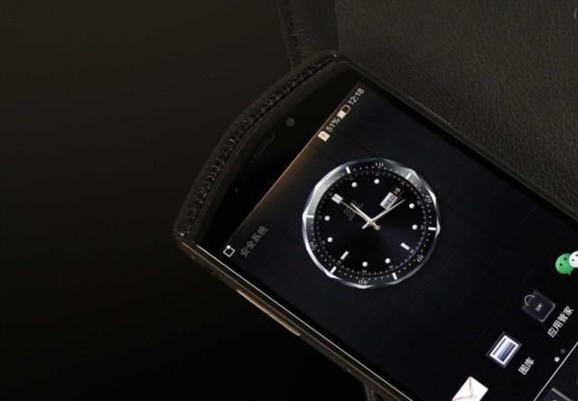 8848钛金手机M3 尊享版细节图片2