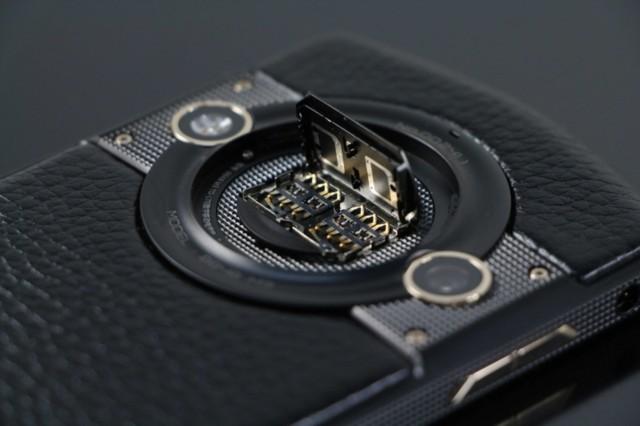 8848钛金手机M3 尊享版细节图片7