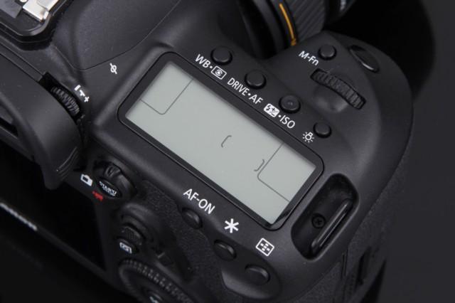 佳能EOS 5D Mark IV 机身局部细节图图片7