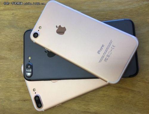 苹果iPhone 7 Plus 128GB 公开版 亮黑色细节图片2