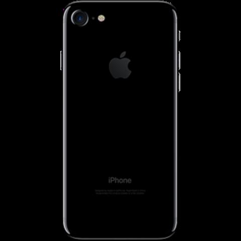苹果iPhone 7 128GB 公开版 亮黑色外观图片1