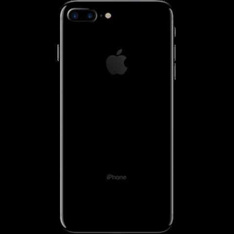 苹果iPhone 7 Plus 128GB 公开版 亮黑色外观图片1