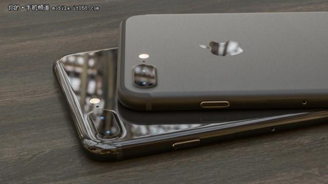苹果iPhone 7 32GB 公开版 黑色细节图片7
