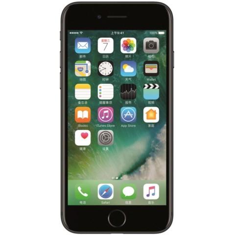 苹果iPhone 7 32GB 公开版 黑色外观图片5