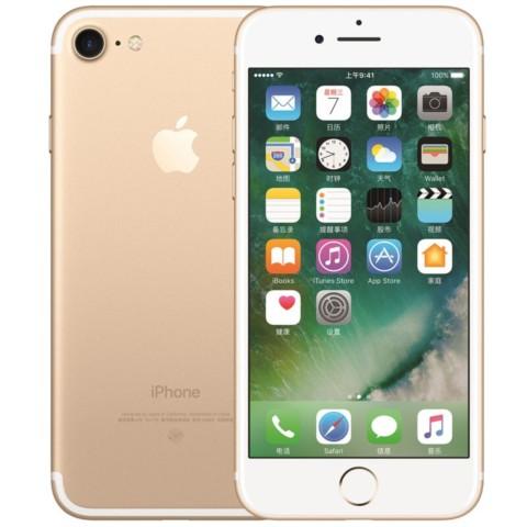 苹果iphone 7 128gb 公开版 金色外观图片4