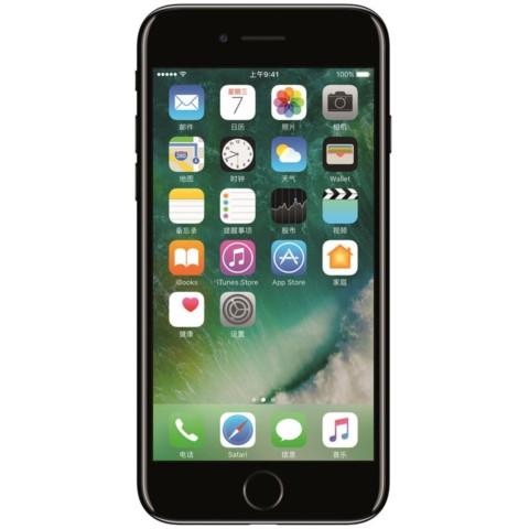 苹果iPhone 7 128GB 公开版 亮黑色外观图片5
