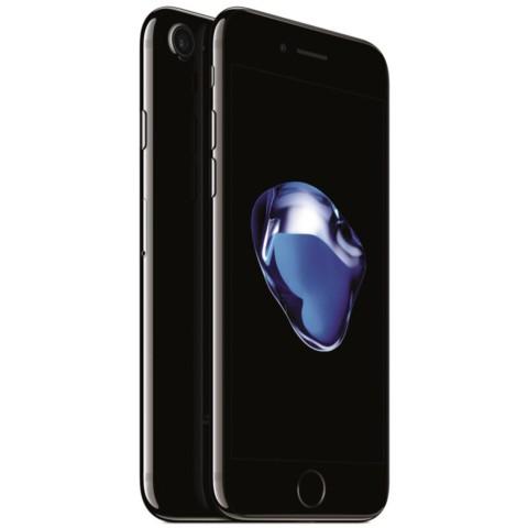 苹果iPhone 7 128GB 公开版 亮黑色外观图片6