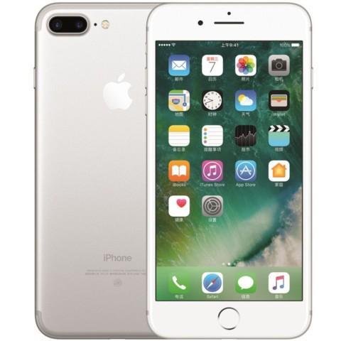 苹果iphone 7 plus 128gb 公开版 银色外观图片6