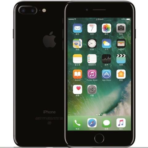 苹果iPhone 7 Plus 128GB 公开版 亮黑色外观图片7