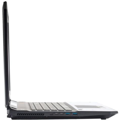 67SH1 17.3英寸游戏本 i7 6820HK 256G固态 1T GTX1060 黑笔记本