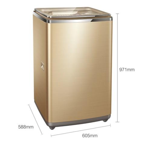 卡萨帝C801 100U1 10公斤强力波变频全自动洗衣机  直驱变频 免清洗内筒洗衣机产品图片2