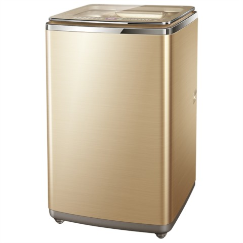 卡萨帝C801 100U1 10公斤强力波变频全自动洗衣机  直驱变频 免清洗内筒洗衣机产品图片3