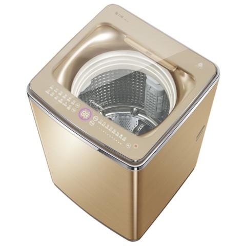 卡萨帝C801 100U1 10公斤强力波变频全自动洗衣机  直驱变频 免清洗内筒洗衣机产品图片4