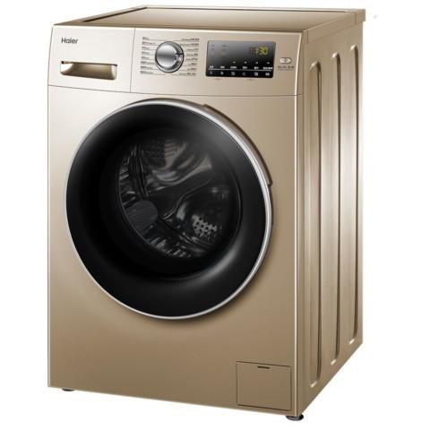 海尔 EG8014HB39GU1 8公斤变频洗烘一体滚筒洗衣机 智能APP控制 ABT双喷淋洗衣机产品图片3