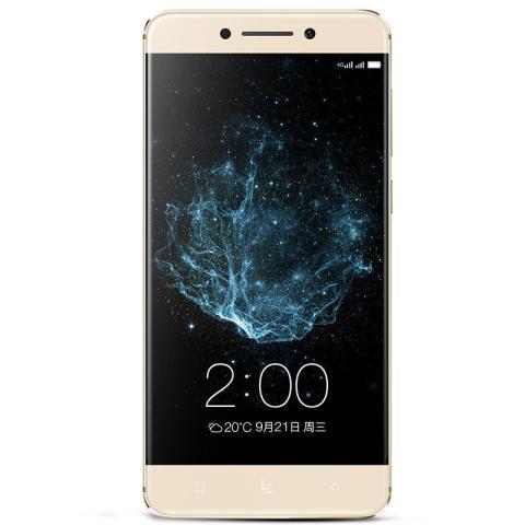 乐视乐Pro3(X720)64G 原力金 移动联通电信4G手机 双卡双待外观图片2