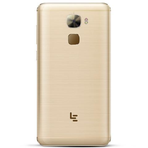 乐视乐Pro3(X720)64G 原力金 移动联通电信4G手机 双卡双待外观图片3