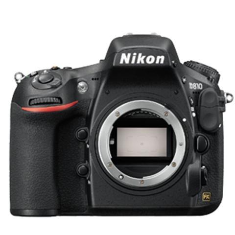 尼康D810 全画幅单反相机(3709万/CMOS/51个对焦点)整体外观图图片13