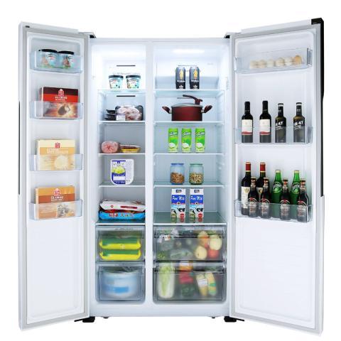 容声 BCD-526WD11HY 526升 家用对开门冰箱 风冷无霜 隐形门把手冰箱产品图片3