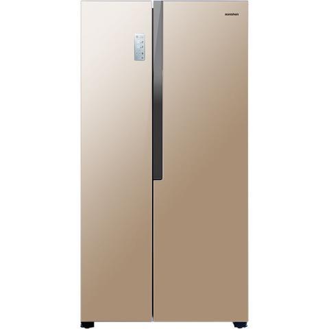 容声 BCD-636WD11HPA 636升 对开门冰箱 矢量变频 省电节能 云智能WIFI 电脑控温 风冷无霜大容积冰箱产品图片1