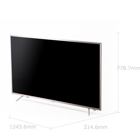 TCLL55P2-UD 55英寸 真4K全生态HDR 21核安卓智能LED电视平板电视产品图片3