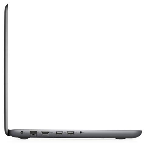 戴尔Ins15-5565-R1945A灵越15.6英寸笔记本电脑(A10-9600P 4G 256GB SSD 4G独显 Win10)灰笔记本产品图片5
