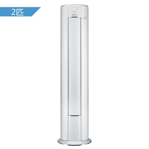 格力2匹 I尚领跑者 WiFi智能 一级节能 圆柱柜机空调KFR-50LW/(50555)FNhAa-A1空调产品图片1
