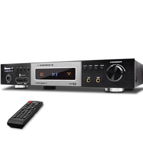 G 504 家庭影院 功放机蓝牙5.1家用音箱电视同轴光纤功放器家庭影