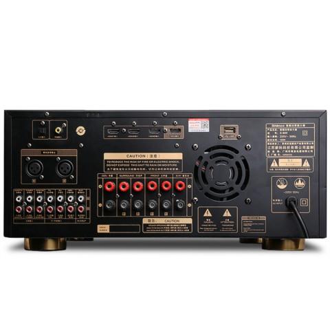 X 800 家庭影院 功放机 蓝牙5.1声道4K 3D解码音箱音响功放器家庭