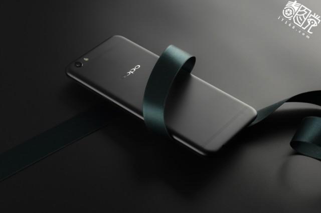 OPPOR9s Plus 6GB+64GB内存版 全网通4G手机 双卡双待 黑色场景图片3