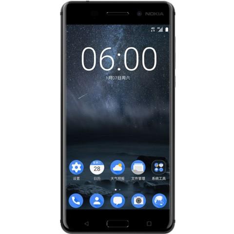 诺基亚6 4GB+64GB 全网通 黑色手机产品图片2