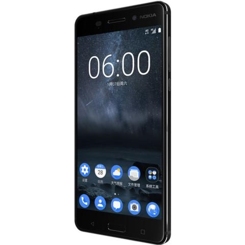 诺基亚6 4GB+64GB 全网通 黑色手机产品图片4