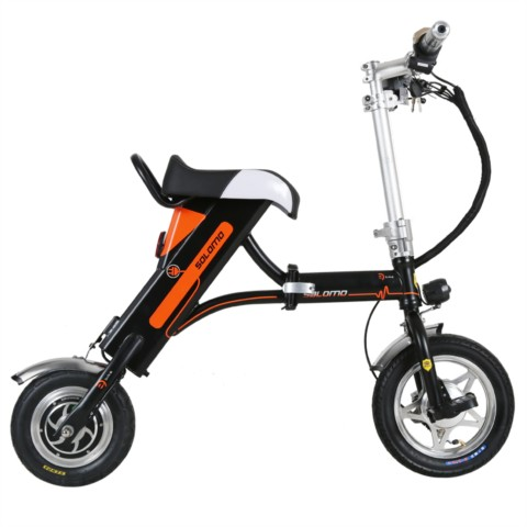 成人电动车两轮代驾便携折叠电动车自行车都市折叠小电动自行车