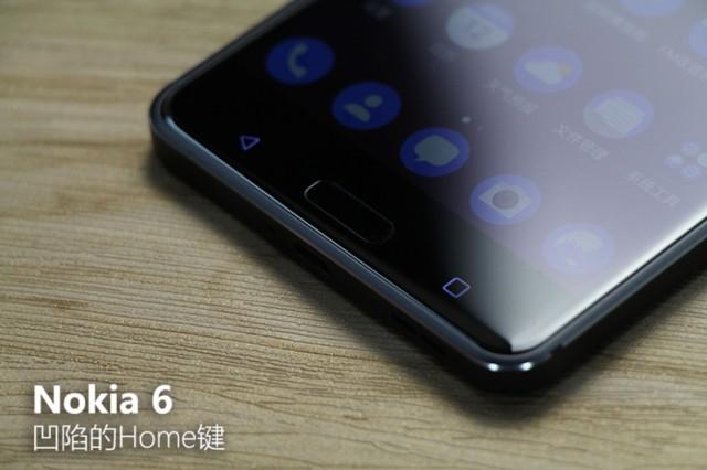 诺基亚6 4GB+64GB 全网通 黑色细节图片2