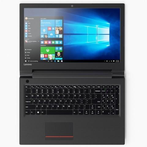 联想扬天V110 15.6英寸笔记本电脑(I5-6200U 8G 1T AMDM430 2G独显 防眩光屏)笔记本产品图片4
