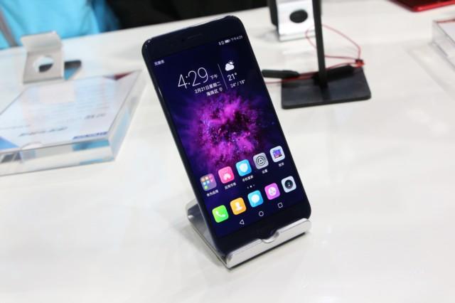 荣耀9 全网通尊享版 6GB+128GB 移动联通电信4G手机 双卡双待 魅海蓝现场图片-4