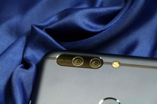 荣耀V9 全网通 高配版 6GB+64GB 移动联通电信4G手机 双卡双待 极光蓝细节图片1