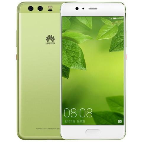 华为P10 Plus 6GB+128GB 草木绿 移动联通电信4G手机 双卡双待手机产品图片1