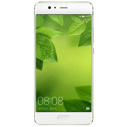 华为P10 Plus 6GB+128GB 草木绿 移动联通电信4G手机 双卡双待手机产品图片2