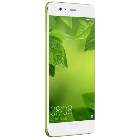 华为P10 Plus 6GB+128GB 草木绿 移动联通电信4G手机 双卡双待手机产品图片4