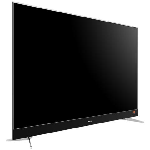TCL55C2 55英寸 RGB真4K超高清 64位34核智能电视(黑色)平板电视产品图片3