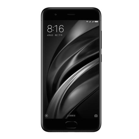 小米6 全网通 6GB+128GB 亮黑色 移动联通电信4G手机 双卡双待手机产品图片2