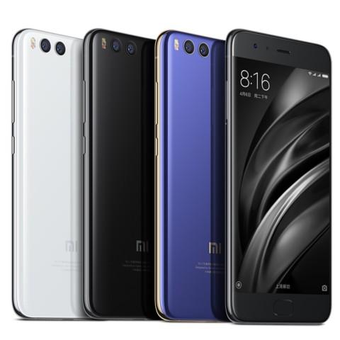 小米6 全网通 6GB+128GB 亮黑色 移动联通电信4G手机 双卡双待手机产品图片5