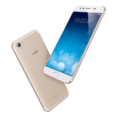 vivoX9L 全网通 64GB 4G手机 金色手机产品图片9