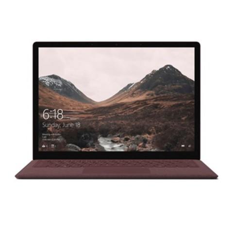 微软Surface Laptop(酷睿 i5/8GB/256GB)深酒红笔记本产品图片1