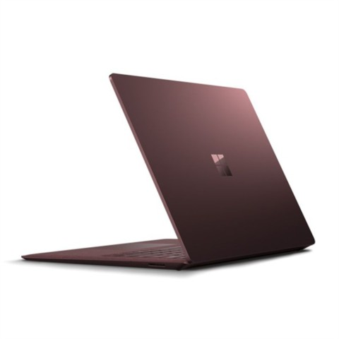 微软Surface Laptop(酷睿 i5/8GB/256GB)深酒红笔记本产品图片3
