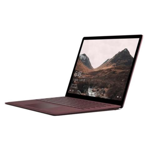 微软Surface Laptop(酷睿 i5/8GB/256GB)深酒红笔记本产品图片4