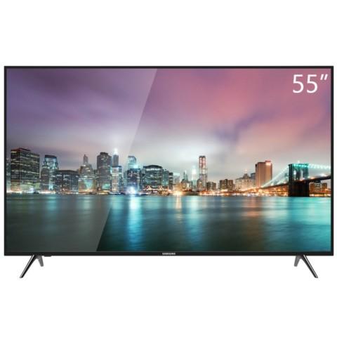 三星UA55MUF30ZJXXZ 55英寸 4K超高清 智能网络 液晶平板电视  黑色平板电视产品图片1